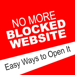 Membuka Situs yang Terbloir 2019