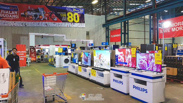 HOMEPRO WAREHOUSE SALE Malaysia HomePro Jualan Gudang 2018 in Puchong Promo Item