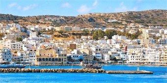 Come raggiungere l'isola di Karpathos