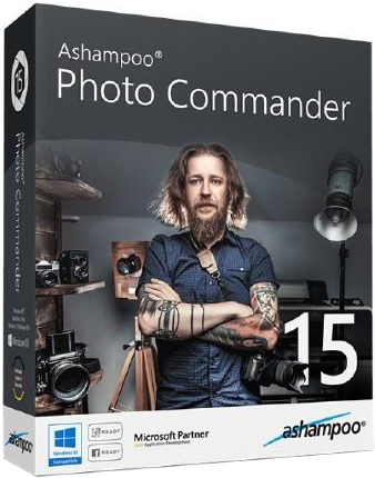 Ashampoo Photo Commander 15 + Serial