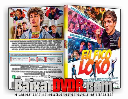 Eu Fico Loko (2017) DVD-R OFICIAL
