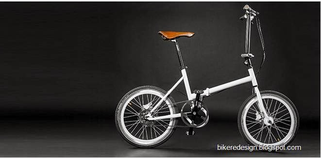 2015 New Folding Bike Concept Concept Bike And Redesign
