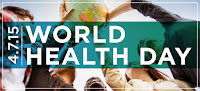 World health day do something special for your child