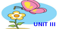 UNIT III