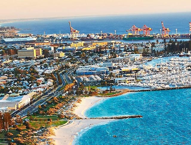 Western Australia Cities
