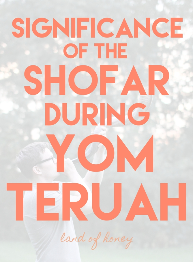 What does the shofar mean?