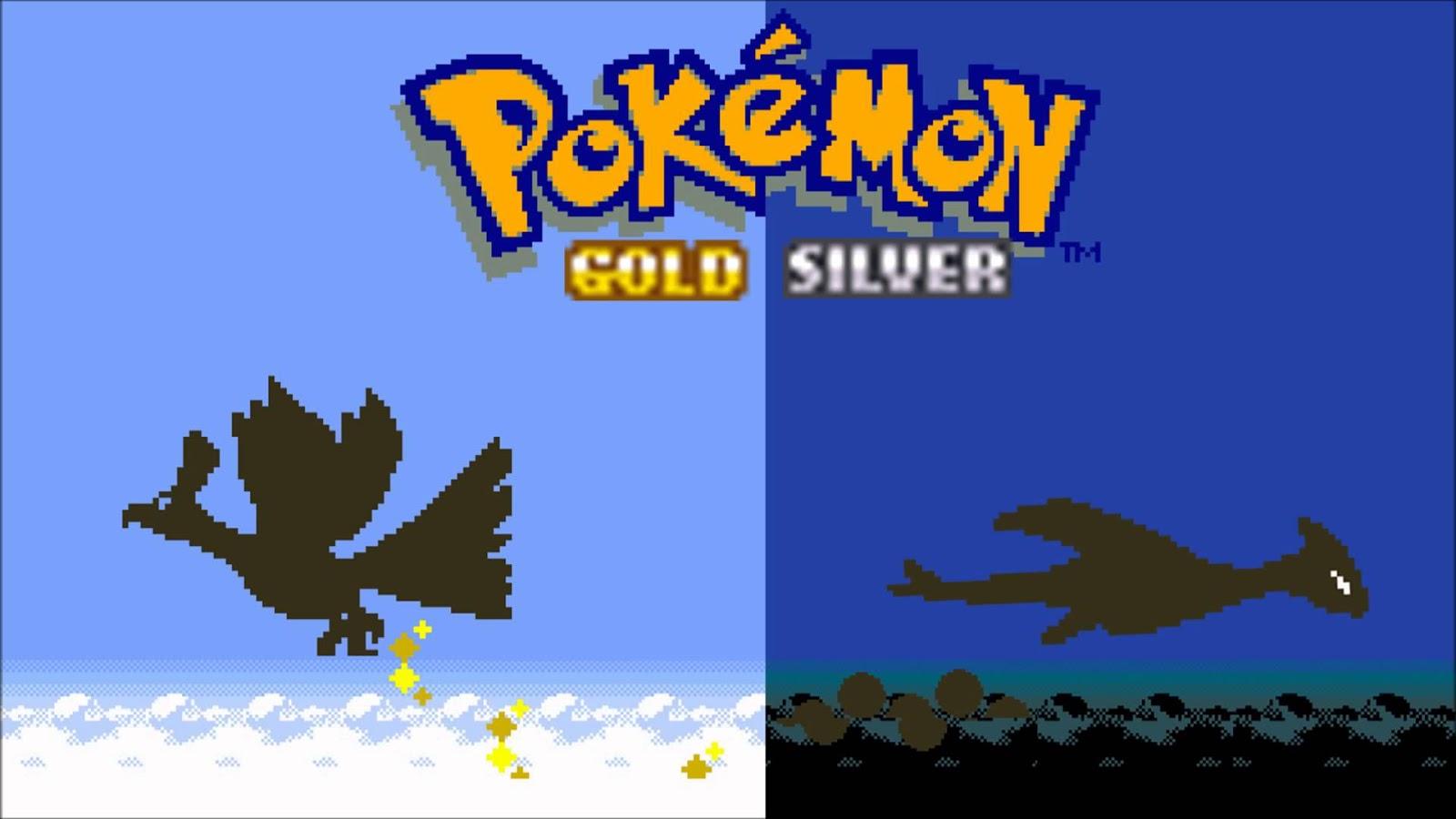 Pok�mon Gold, Pok�mon Silver, Virtual Console, 3DS, Nintendo