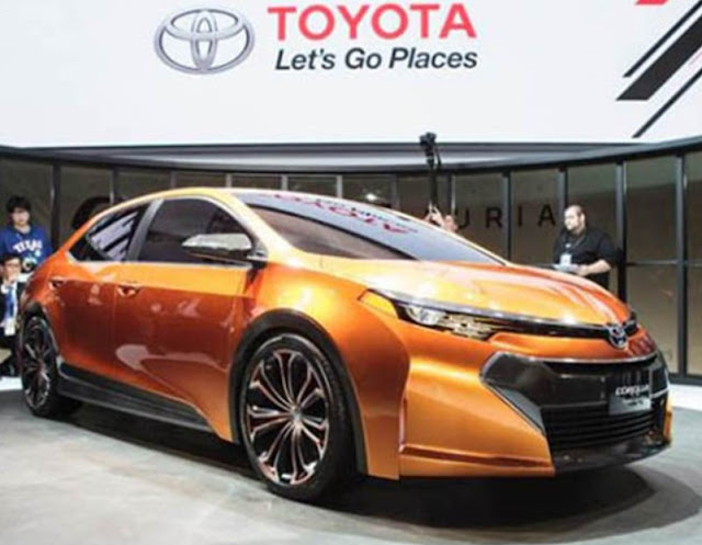2018 Toyota Corolla Redesign - 2018 Toyota Corolla Redesign And Rumors