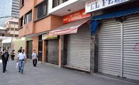 Comercios no abrirán el domingo ni el lunes por dudas sobre la reconversión