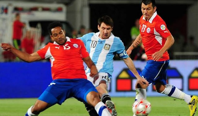 Argentina vs Chile en vivo Final Copa America