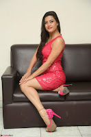 Shipra Gaur in Pink Short Tight Dress ~  Exclusive Poshoot 99.JPG