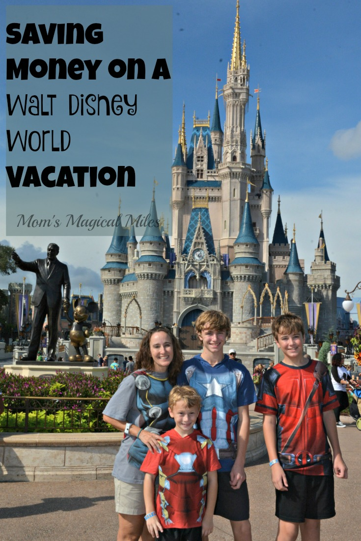 Follow these simple tips to save money on your Walt Disney World vacation without losing any magic!