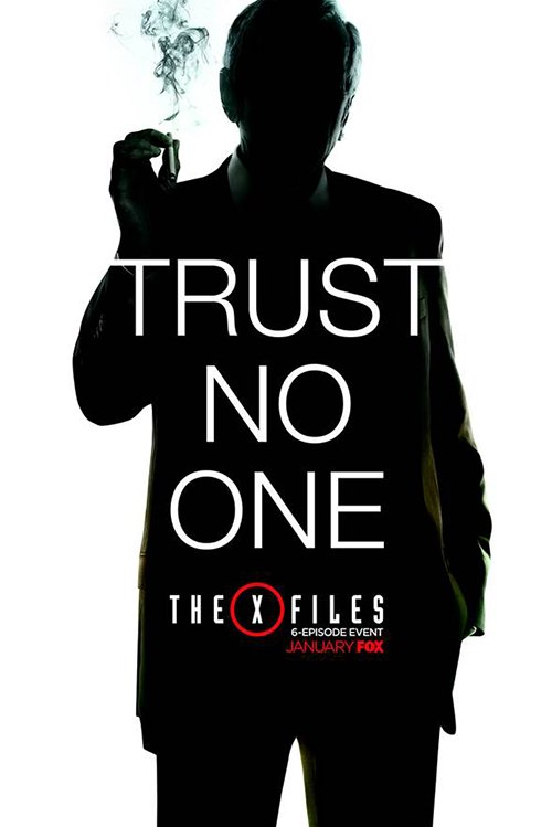 """a114eb2bed2f Things are really ramping up for the return of """"The X-Files"""" this January,  and now the FOX Network has released a new promotional poster including the  ..."""