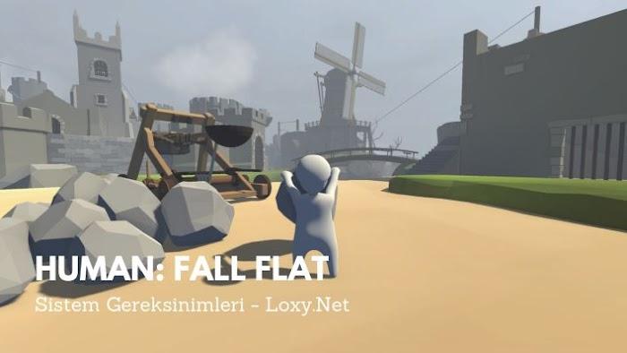 Human: Fall Flat Sistem Gereksinimleri
