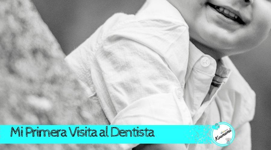 primera visita al dentista niños