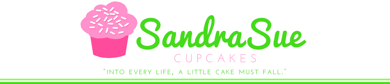 #SandraSueCupcakes