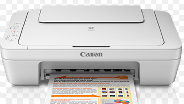 Cara Terbaru Reset Printer Canon MG 2570