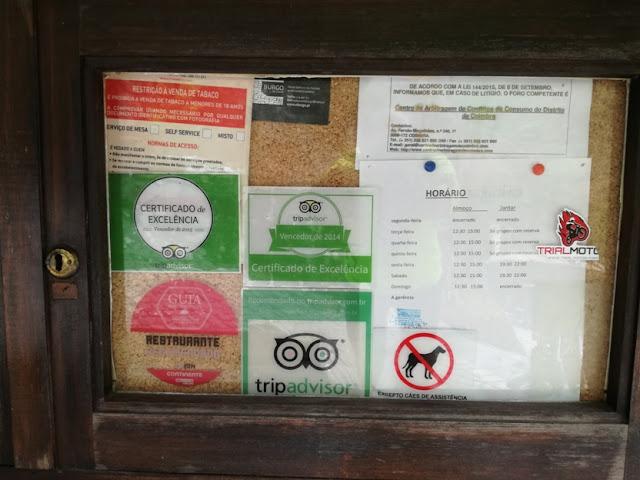 Informações do Restaurante Burgo