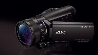 Handycam 4K Sony