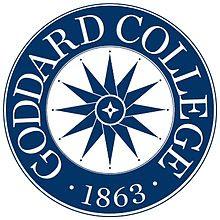 Goddard College logo