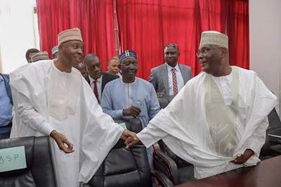 I'll Reward You All - Atiku Assures PDP Presidential Aspirants