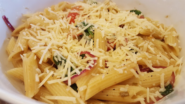 pasta fresca  new returning dish at noodles  company