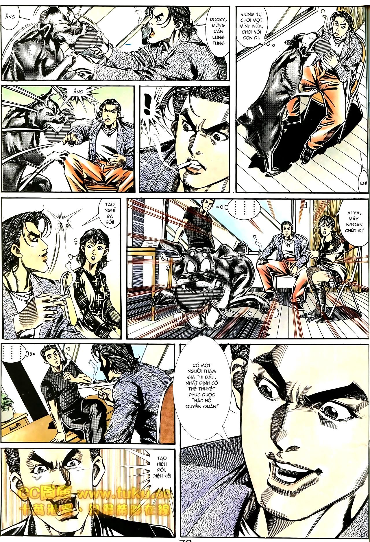 Người Trong Giang Hồ chapter 187: huynh đệ tình trang 10