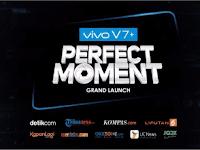 Harga & Spesifikasi Vivo V7 Plus Indonesia Terbaru 2017