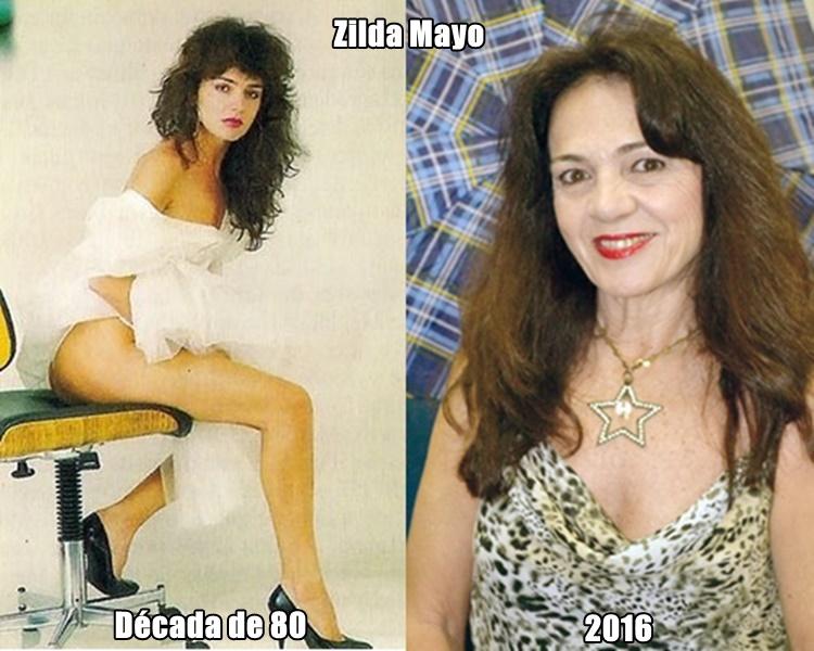 Zilda Mayo Nude Photos 22