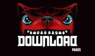 Le logo du Download Festival Paris