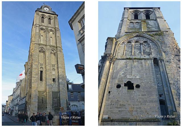 Torre del reloj, Tours