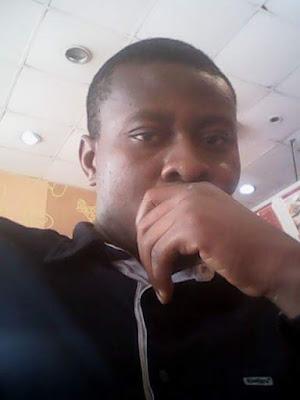 nigerian blogger olajide idowu
