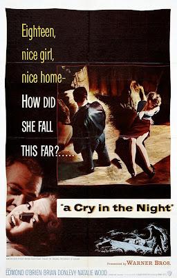 Un grito en la noche | 1956 | A Cry in the Night - Cover, cartel, poster, dvd, caratula