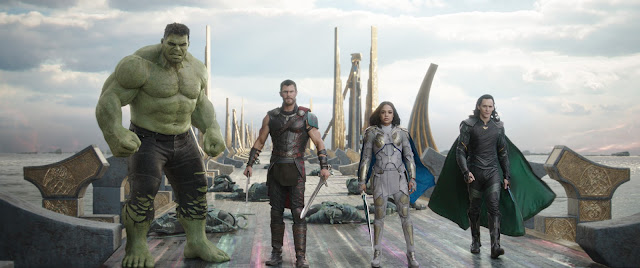 """On """"Thor: Ragnarok"""""""