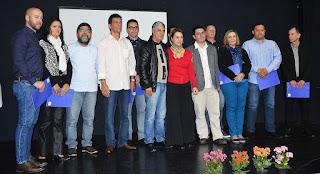 Novos membros do Conselho Municipal de Turismo tomam posse