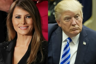 Is Melania Trump Get Caught Throwing Shade At Donald Trump On Twitter?