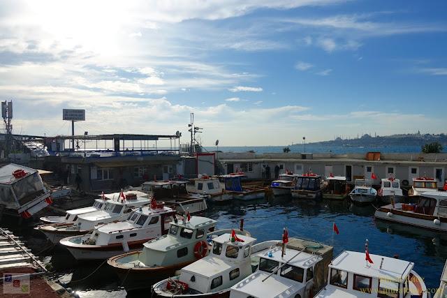 Üsküdar, Bosphorus, Turkey