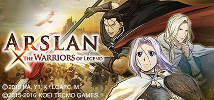 Arslan The Warriors of Legend Download for PC