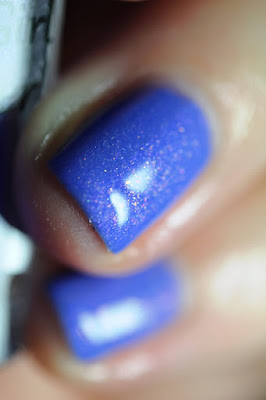 Blue-Eyed Girl Lacquer BEGL The Stars are Crystal Lights