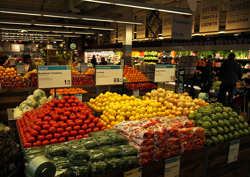 Veganreise New York Whole Foods Brooklyn