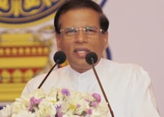 President Maithripala  VAT
