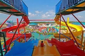kontraktror waterpark
