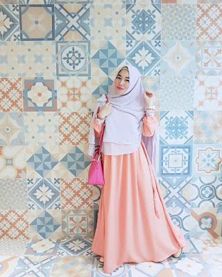 Model Baju Masa Kini Syar'i