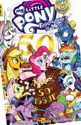 My Little Pony Comic  #50