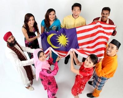 Gadis Di Langit Aqua Perpaduan Kaum Di Malaysia