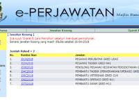 Jawatan Kosong di Majlis Bandaraya Pulau Pinang MBPP - Terbuka | Pelbagai Jawatan