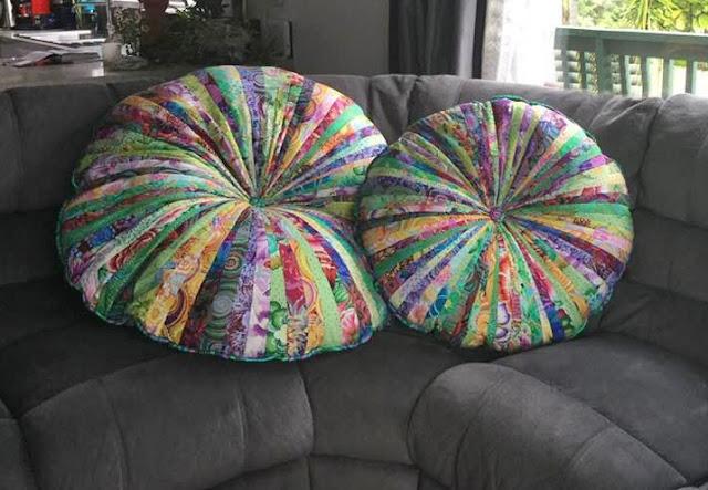 poduszki inspiracje