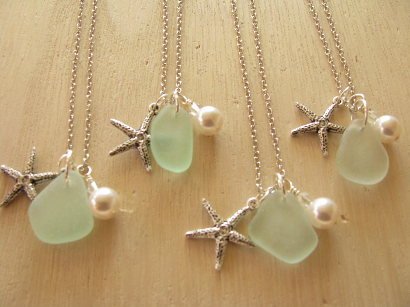 Boston Sea Glass Sea Glass Wedding Jewelry