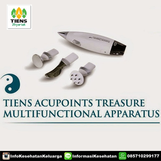 Accupoints Treasure Multifunctional Apparatus