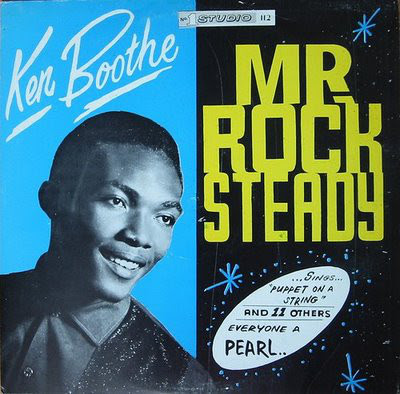 KEN BOOTHE - Mr. Rocksteady (1968)